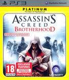 Assassin's Creed - Brotherhood - Platinum product image