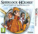 Sherlock Holmes - The Mystery of the Frozen City product image