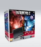 PS3 (320GB) + inFAMOUS 2 product image