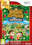 Animal Crossing - Let's Go to the City - Nintendo Selects product image