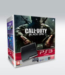 PS3 (320GB) + Call of Duty - Black Ops product image