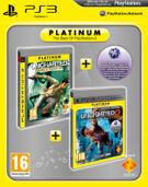 Uncharted - Drake's Fortune + Uncharted 2 - Among Thieves Twinpack - Platinum product image
