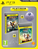 Ratchet & Clank - Tools of Destruction + Crack in Time Twinpack - Platinum product image