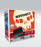 PS3 (320GB) + Resistance 3 product image