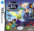 Phineas and Ferb - Across the 2nd Dimension product image