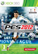 Pro Evolution Soccer 2012 product image