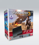 PS3 (320GB) + Uncharted 3 - Drake's Deception product image