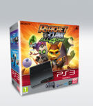 PS3 (320GB) + Ratchet & Clank - All 4 One product image