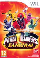 Power Rangers Samurai product image