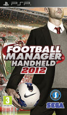 Football Manager Handheld 2012 product image