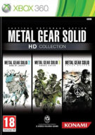 Metal Gear Solid HD Collection product image