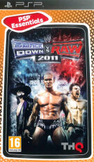 WWE Smackdown vs Raw 2011 - Essentials product image