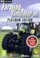 Farming Simulator 2011 - Platinum Edition product image