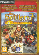 Settlers 7 - Paths to a Kingdom Gold Edition - Budget product image