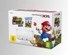 Nintendo 3DS White + Super Mario 3D Land product image