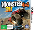 Monster 4X4 3D product image