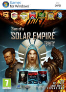 Sins of a Solar Empire - Trinity Gold Edition product image
