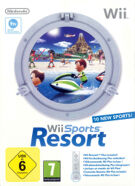 Wii Sports Resort + Remote Plus White product image