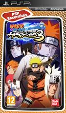 Naruto Shippuden - Ultimate Ninja Heroes 3 - Essentials product image