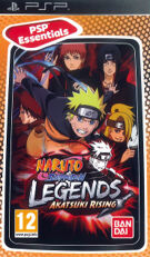 Naruto Shippuden Legends - Akatsuki Rising - Essentials product image