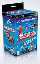 Sports Champions + Move Controller + Eye Camera product image
