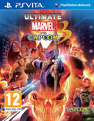 Ultimate Marvel vs Capcom 3 product image