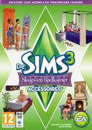 De Sims 3 - Slaap- en Badkamer Accessoires (Add-On) product image
