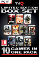 THQ Limited Boxset (Metro 2033, CoH, SR2, DoWII, Supreme Commander...) product image