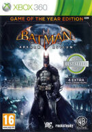Batman - Arkham Asylum Game of the Year Edition - Classics product image