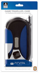 Game Traveller Case PS Vita - Big Ben product image