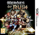 Heroes of Ruin product image