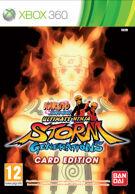 Naruto Shippuden - Ultimate Ninja Storm Generations Card Edition product image