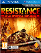 Resistance - Burning Skies product image