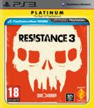 Resistance 3 - Platinum product image