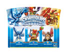 Skylanders - Triple Pack 6 (Whirlwind, Double Trouble, Drill Sergeant) product image