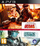 Ghost Recon - Advanced Warfighter 2 + Rainbow Six Vegas 2 product image