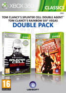 Splinter Cell - Double Agent + Rainbow Six Vegas Double Pack - Classics product image