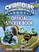 Skylanders - Spyro's Adventure - Official Sticker Book product image
