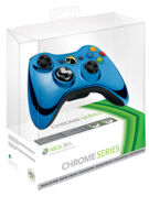 Controller Wireless Chrome Blue New product image