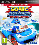Sonic & All-Stars Racing - Transformed Limited Edition product image