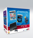 PS3 (160GB) + Move Starter Pack + Sports Champions + After Hour Athlet product image