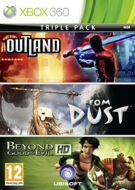 Beyond Good & Evil HD + Outland + From Dust product image