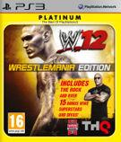 WWE '12 - Wrestlemania Edition - Platinum product image