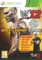 WWE '12 - Wrestlemania Edition - Classics product image
