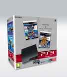 PS3 (320GB) + Sly Cooper HD Trilogy + Jak & Daxter HD Trilogy product image