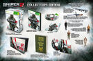 Sniper - Ghost Warrior 2 Collector's Edition product image