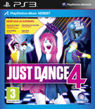 Just Dance 4 product image