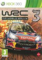 WRC 3 FIA World Rally Championship product image