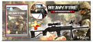 Heavy Fire Afghanistan + Gun product image