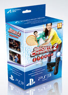 Sports Champions 2 + Move Controller + Eye Camera product image